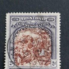 Francobolli: TRINIDAD , 1898, YVERT 54. Lote 191136306