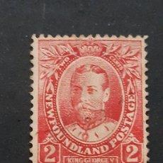 Selos: NEW FOUNDLAND, TERRANOVA, 1911 YVERT 90. Lote 191439261