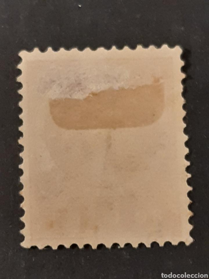 Sellos: Curaçao, yvert 40 defecto, adelgazado - Foto 2 - 194233313