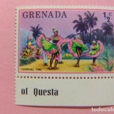 Sellos: GRENADE GRENADA 1976 TURISMO CARNAVAL YVERT 653 ** MNH. Lote 194237812