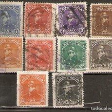 Sellos: EL SALVADOR.1893. YT 63/72. Lote 195024186