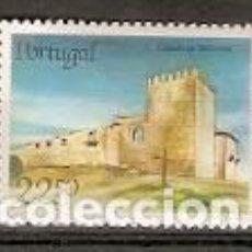 Sellos: PORTUGAL ** & CASTILLO DE BELMONTE 1986 (1775). Lote 195432350