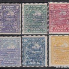 Sellos: HONDURAS, 1911 YVERT Nº 112 / 119 . Lote 197056947