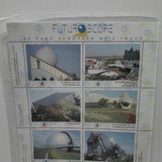Sellos: SELLOS ARTISTICOS . PARC FUTUROSCOPE FRANCIA. AÑO 1996. NO POSTALES. Lote 199802293