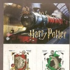 Timbres: PORTUGAL ** & SERIE HARRY POTTER 2019 (8329). Lote 201833183