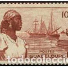 Sellos: SELLO GUADALUPE, 1947, NUEVO, NUMERO 214. Lote 202016923
