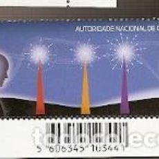 Sellos: PORTUGAL ** & ANACOM, INSTITUTO DE COMUNICACIONES, AUTORIDAD NACIONAL 2019 (1493). Lote 206197036