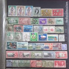 Sellos: JAMAICA. 127 SELLOS ANTIGUOS Y MODERNOS. Lote 207026556