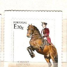 Sellos: PORTUGAL ** & CAVALO LUSITANO, ALTO ESCUELA 2014 (6888). Lote 207083338