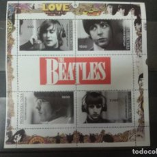 Timbres: HB THE BEATLES. Lote 208588337