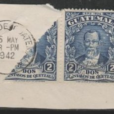 Timbres: LOTE (5) SELLOS 1942. Lote 209232556
