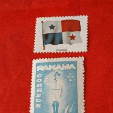 Sellos: PANAMÁ D1. Lote 209736405