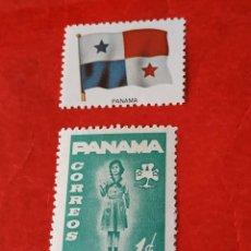 Sellos: PANAMÁ D3. Lote 209736515