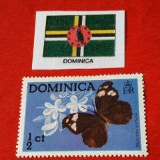 Sellos: DOMINICA A. Lote 209796525