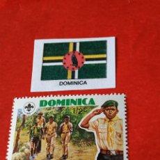Sellos: DOMINICA B. Lote 209796577