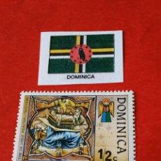 Sellos: DOMINICA D. Lote 209796780