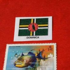 Sellos: DOMINICA E. Lote 209796833