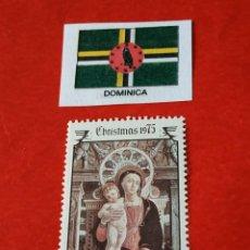 Sellos: DOMINICA G2. Lote 209796937