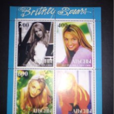Timbres: H.B. BRITNEY SPEARS .. Lote 209913601