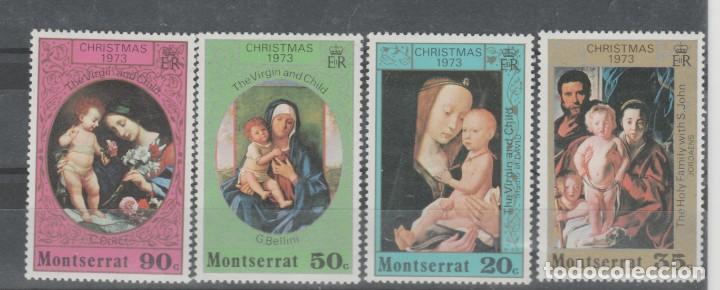 MONTSERRAT,1973. (Sellos - Extranjero - América - Otros paises)