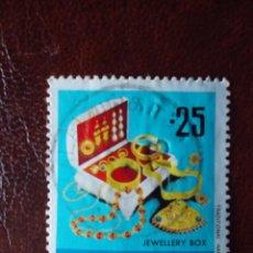 Sellos: JEWELLERY BOX SRI LANKA. Lote 215307853