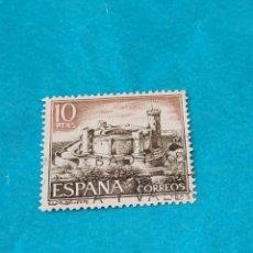 Sellos: ESPAÑA MONUMENTOS 27. Lote 215777097