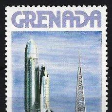 Sellos: GRANADA 1978 - TRANSBORDADOR ESPACIAL - SELLO NUEVO **. Lote 217963195