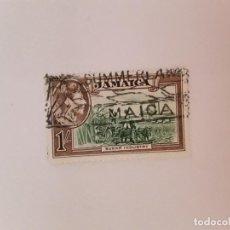 Timbres: JAMAICA SELLO USADO. Lote 218897791