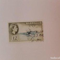 Timbres: BARBADOS SELLO USADO. Lote 218898131