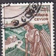 Sellos: LOTE DE SELLOS - CEYLAN - (AHORRA EN PORTES, COMPRA MAS). Lote 221703378