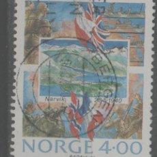 Selos: LOTE (11) SELLO NORUEGA. Lote 222065216