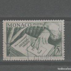 Sellos: LOTE (12) SELLO MONACO 1953. Lote 222070598