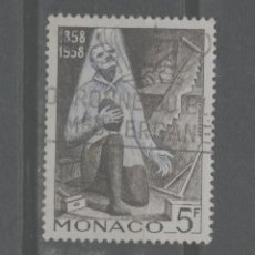 Sellos: LOTE (12) SELLO MONACO 1958. Lote 222070807