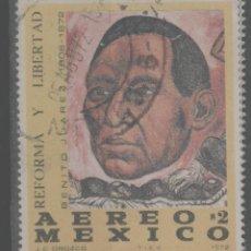 Sellos: LOTE (12) SELLO MEXICO GRAN TAMAÑO. Lote 222073610