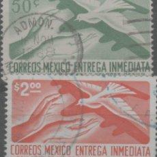 Sellos: LOTE (12) SELLOS MEXICO. Lote 222074013