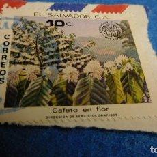 Sellos: SELLO DEL SALVADOR, 10C. Lote 223155941