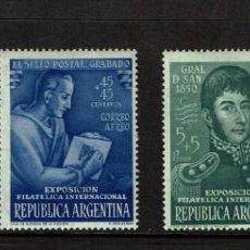 Sellos: ARGENTINA EXPOSICION INTERNACIONAL. Lote 223490640