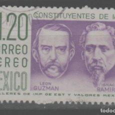 Sellos: LOTE (12) SELLO MEXICO. Lote 227796188
