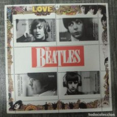 Sellos: THE BEATLES.. Lote 229760130