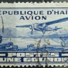 Timbres: SELLOS REPÚBLICA HAITÍ. Lote 237730495