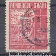 Sellos: HAITI,1954, USADO. Lote 239498205