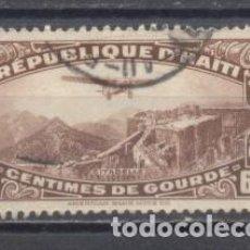 Francobolli: HAITI, USADO. Lote 239499500