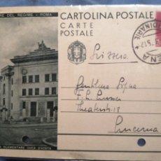 Sellos: ENTERO POSTAL ITALIA 1975. Lote 239748310