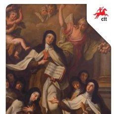 Sellos: PORTUGAL & PGSB V CENTENARIO DEL NACIMIENTO DE SANTA TERESA DE JESÚS 1515-2015 (6664). Lote 241718825