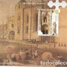 Sellos: PORTUGAL ** & UNESCO, PATRIMONIO DE LA HUMANIDAD, MONASTERIO DE LOS JERÓNIMOS 2002 (265). Lote 243242940