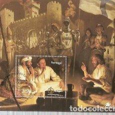 Sellos: PORTUGAL & 500 AÑOS DE DESCUBRIMIENTO DE LA RUTA MARÍTIMA A LA INDIA 1998 (204). Lote 243244995