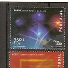 Sellos: PORTUGAL ** & PORTO 2001, CAPITAL EUROPEA DE LA CULTURA 2001 (2776). Lote 243247005