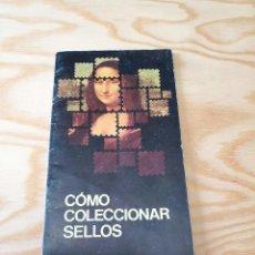 Sellos: MANUAL COMO COLECCIONAR SELLOS-CLUB FILATELICO REIPER 16 PAG. Lote 245433795
