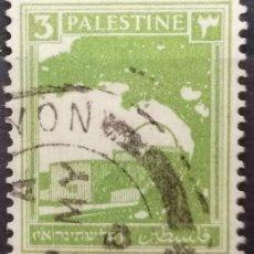 Sellos: 1927-1942.OCUPACION BRITANICA PALESTIMA, LA TUMBA DE RAQUEL. 5M . *,MH(21-136). Lote 251122870