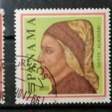 Sellos: PANAMA. 1966. PERSONAJES , SERIE . *,MH( 21-210). Lote 251581300